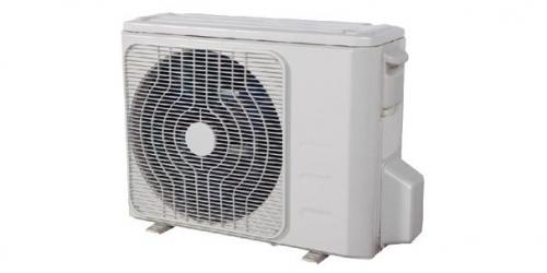 Fisher Art ( FSAIF-Art-240AE2-G / FSOAIF-Art-240AE2 ) 7 kW-os inverteres klíma, mono, oldalfali split klíma - kültéri egység