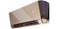 Fisher Art ( FSAIF-ART-122AE3-G / FSOAIF-ART-122AE3 ) 3,5 kW-os inverteres klíma, mono, oldalfali split klíma - beltéri egység