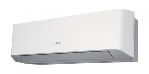 Fujitsu Standard R410A ( ASYG12LMCE / AOYG12LMCE ) 3,4 kW-os inverteres klíma, mono, oldalfali split klíma - beltéri egység
