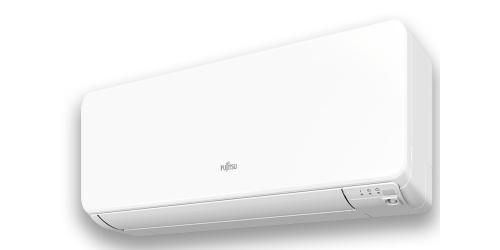Fujitsu Design R32 ( ASYG14KGTA / AOYG14KGCA ) 4,2 kW-os inverteres klíma, mono, oldalfali split klíma - beltéri egység