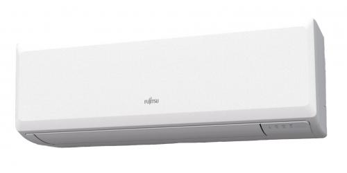 Fujitsu ECO ( ASYG12KPCA / AOYG12KPCA ) 3,4 kW-os inverteres klíma, mono, oldalfali split klíma - beltéri egység