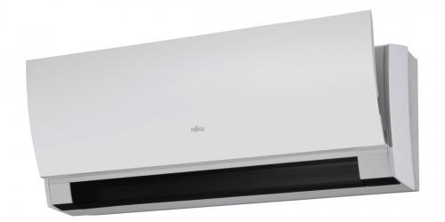 Fujitsu Design R410A ( ASYG07LUCA / AOYG07LUC ) 2 kW-os inverteres klíma, mono, oldalfali split klíma - beltéri egység