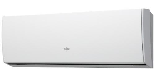 Fujitsu Design R410A ( ASYG09LUCA / AOYG09LUC ) 2,5 kW-os inverteres klíma, mono, oldalfali split klíma - beltéri egység