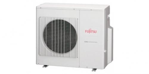 Fujitsu Standard R410A ( ASYG18LFCA / AOYG18LFC ) 5,2 kW-os inverteres klíma, mono, oldalfali split klíma - kültéri egység