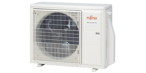 Fujitsu ECO ( ASYG09KPCA / AOYG09KPCA ) 2,5 kW-os inverteres klíma, mono, oldalfali split klíma - távirányító