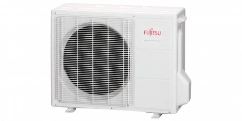 Fujitsu Standard R410A ( ASYG14LMCE / AOYG14LMCE ) 4 kW-os inverteres klíma, mono, oldalfali split klíma - kültéri egység