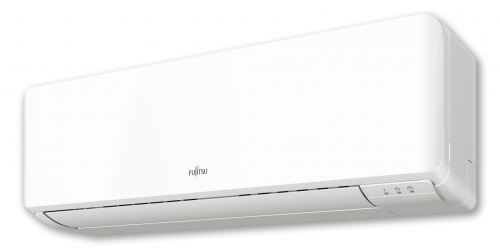 Fujitsu Standard R32 ( ASYG07KMTA / AOYG07KMTA ) 2 kW-os inverteres klíma, mono, oldalfali split klíma - beltéri egység