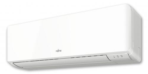Fujitsu Standard R32 ( ASYG14KMTA / AOYG14KMTA ) 4,2 kW-os inverteres klíma, mono, oldalfali split klíma - beltéri egység