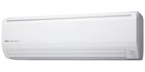 Fujitsu Server ( ASYG30LMTA / AOYG30LMTA ) 8 kW-os inverteres klíma, mono, oldalfali split klíma - beltéri egység