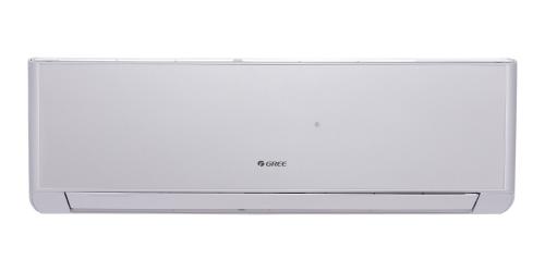 Gree Amber Grey ( GWH09YC-K6DNA2A ) 2,7 kW-os inverteres klíma, mono, oldalfali split klíma - beltéri egység