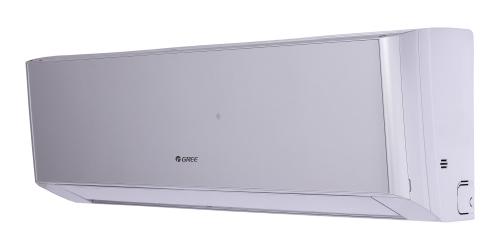 Gree Amber Grey ( GWH12YC-K6DNA2A ) 3,5 kW-os inverteres klíma, mono, oldalfali split klíma - beltéri egység