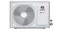 Gree Lomo Plusz ( GWH09QB-K6DND6I ) 2,6 kW-os inverteres klíma, mono, oldalfali split klíma - kültéri egység