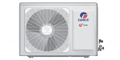 Gree Amber ( GWH12YC-K6DNA1A ) 3,5 kW-os inverteres klíma, mono, oldalfali split klíma - kültéri egység