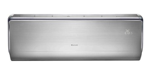 Gree U-Crown Silver ( GWH09UB-K6DNA4A-S ) 2,7 kW-os inverteres klíma, mono, oldalfali split klíma - beltéri egység