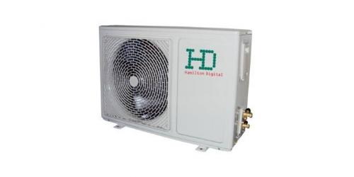 HD Maximus ( HDWI-Maximus-245C / HDOI-Maximus-245C )  kW-os inverteres klíma, mono, oldalfali split klíma - kültéri egység