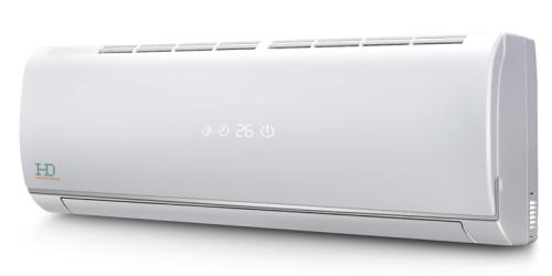 HD Maximus ( HDWI-MAXIMUS-125C / HDOI-MAXIMUS-125C ) 3,5 kW-os inverteres klíma, mono, oldalfali split klíma - beltéri egység