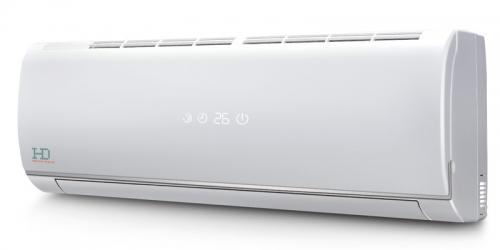 HD Maximus ( HDWI-Maximus-245C / HDOI-Maximus-245C )  kW-os inverteres klíma, mono, oldalfali split klíma - beltéri egység