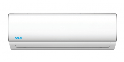MDV Oldalfali Split ( RAG-026B-SP ) 2,6 kW-os inverteres klíma, mono, oldalfali split klíma - beltéri egység