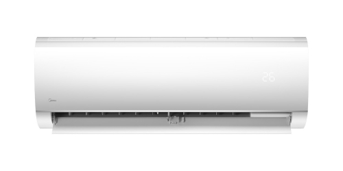 Midea Blanc + WiFi ( MA-18N8D0-SP ) 5,2 kW-os inverteres klíma, mono, oldalfali split klíma - beltéri egység