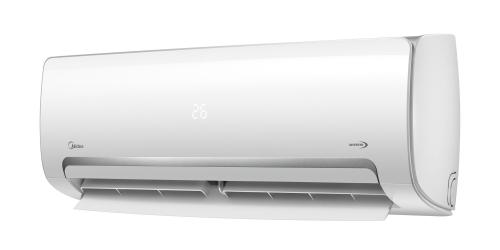 Midea Mission II + WiFi ( MB-09N8D6-SP-WIFI ) 2,6 kW-os inverteres klíma, mono, oldalfali split klíma - beltéri egység