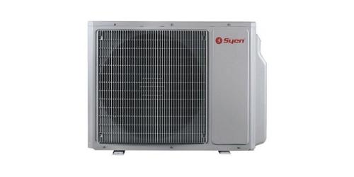 Syen Bora Plusz ( SOH16BO-E32DA4B ) 4,6 kW-os inverteres klíma, mono, oldalfali split klíma - kültéri egység